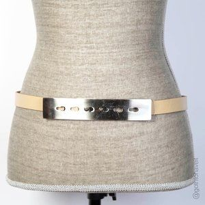 BCBG Metal Belt
